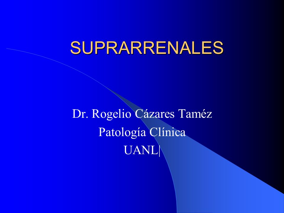 Dr. Rogelio Cázares Taméz Patología Clínica UANL|