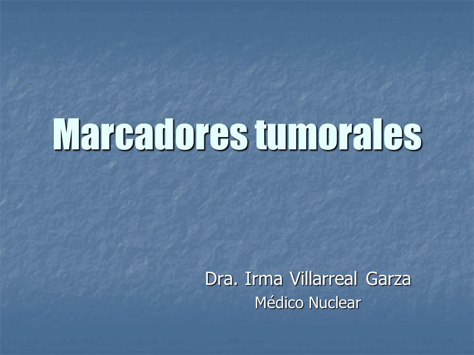 Dra. Irma Villarreal Garza Médico Nuclear