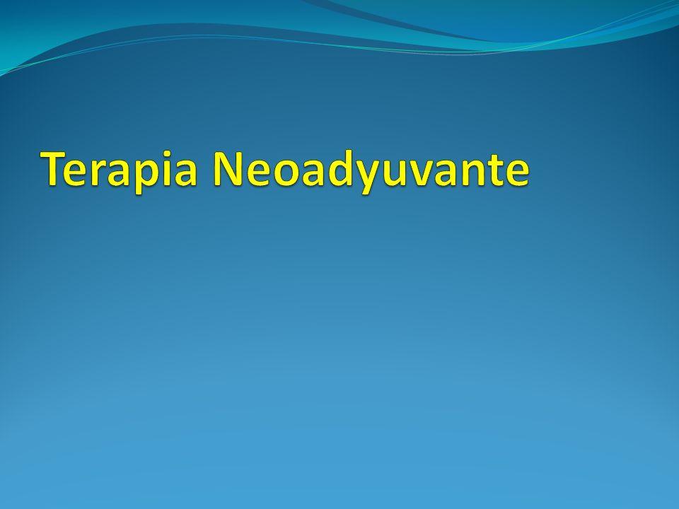 Terapia Neoadyuvante