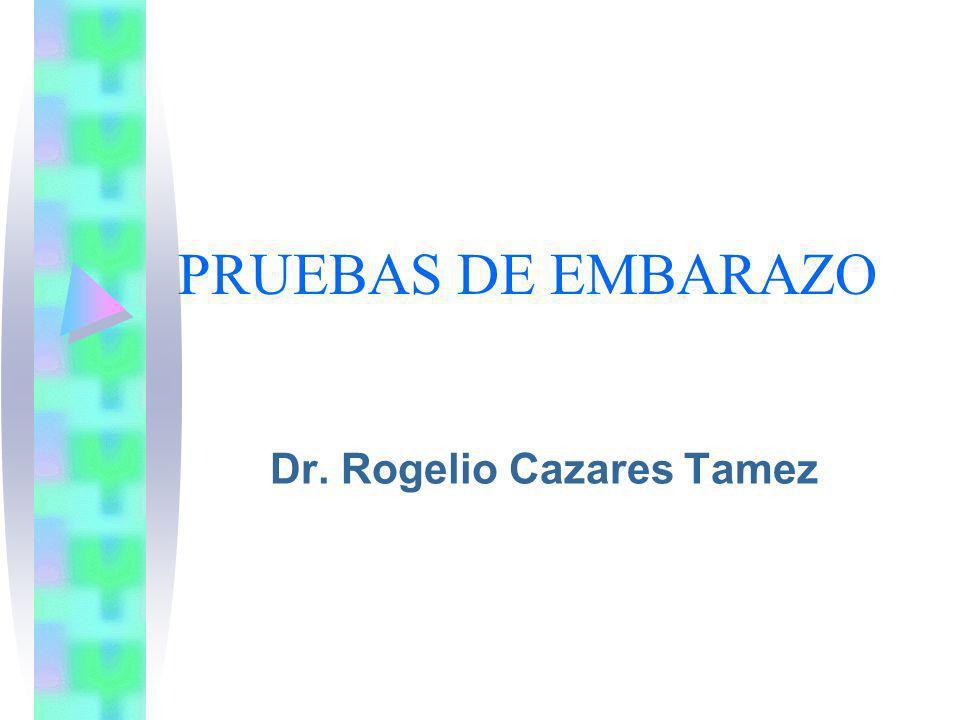 Dr. Rogelio Cazares Tamez