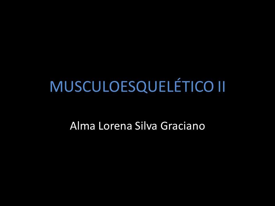 MUSCULOESQUELÉTICO II