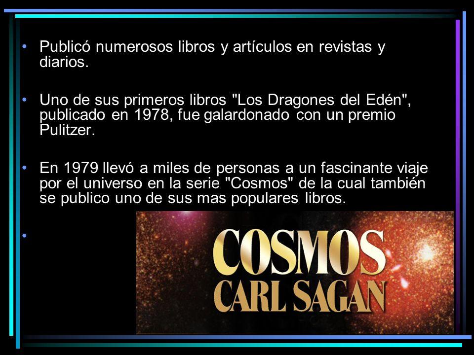 Publicó numerosos libros y artículos en revistas y diarios.