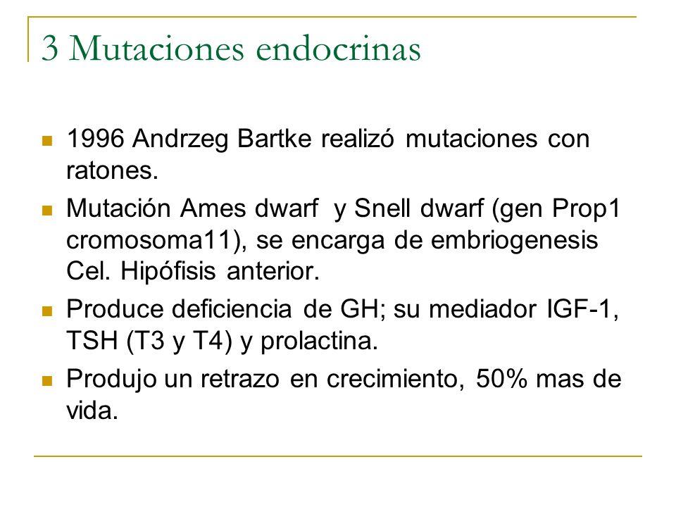 3 Mutaciones endocrinas