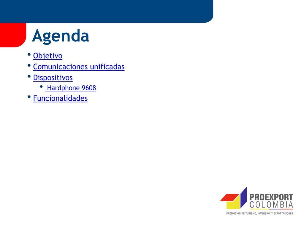 AGENDA 1 30/12/ /11/2010 Título de la presentación - ppt descargar