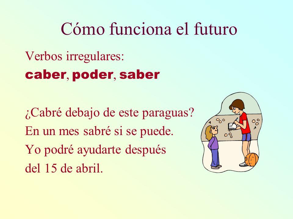Cómo funciona el futuro
