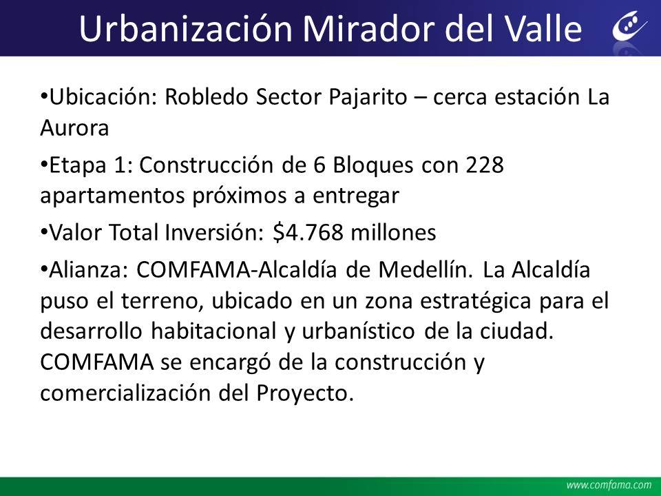 Urbanización Mirador del Valle