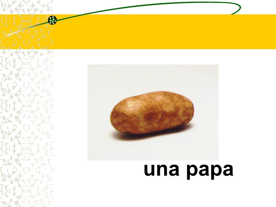 una papa