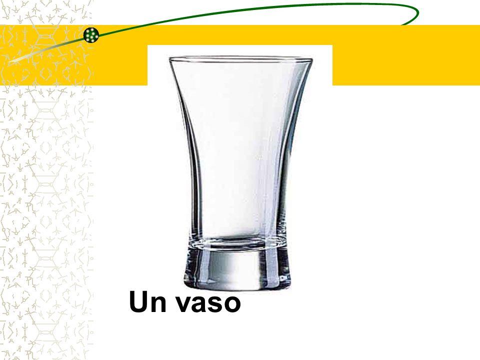 Un vaso