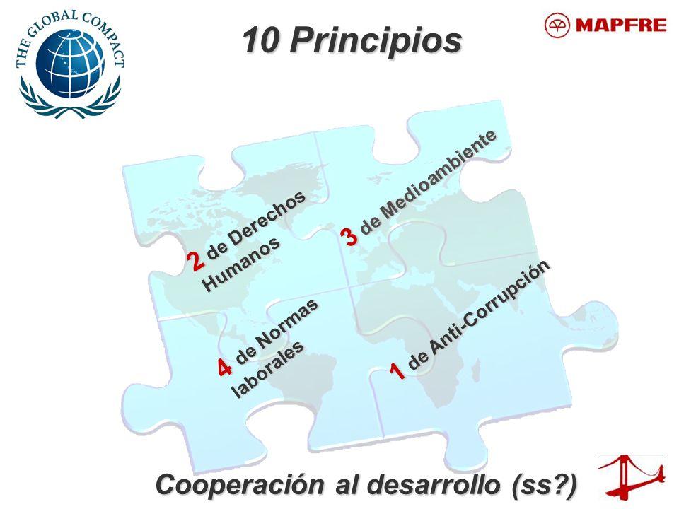 Cooperación al desarrollo (ss )