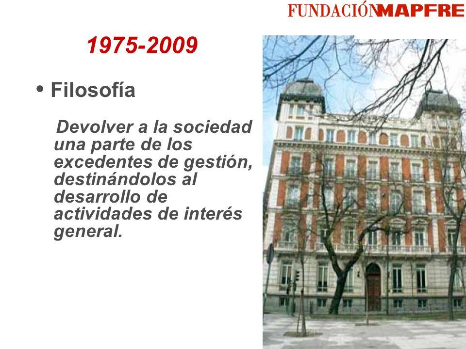 1975-2009• Filosofía.