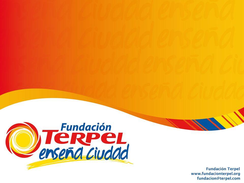 Fundación Terpel Operación en 6 ciudades