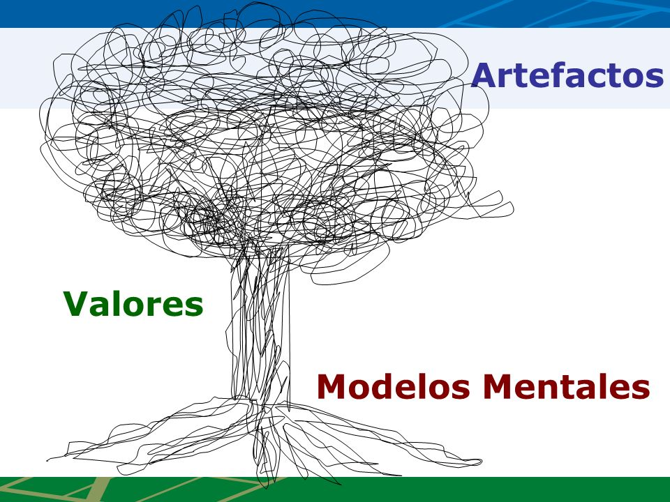 Artefactos Valores Modelos Mentales