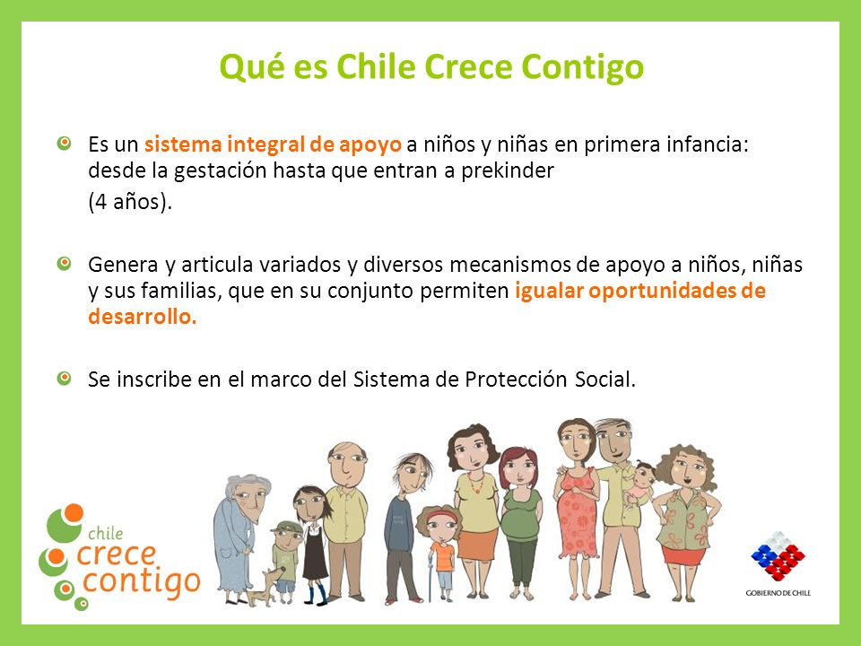 Qué es Chile Crece Contigo
