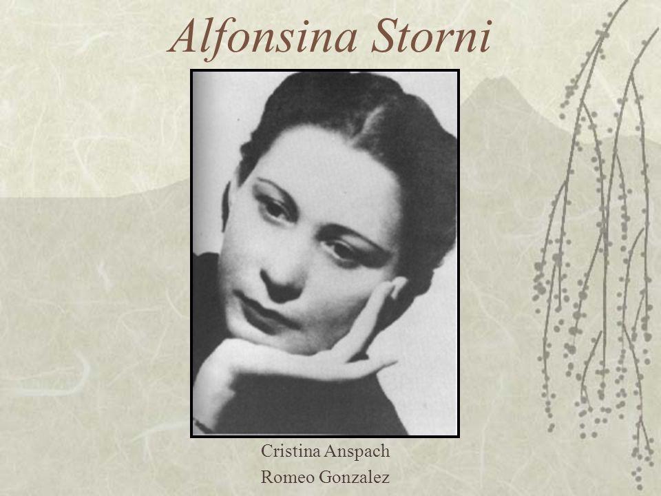 Cristina Anspach Romeo Gonzalez