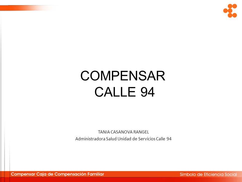 Administradora Salud Unidad de Servicios Calle 94