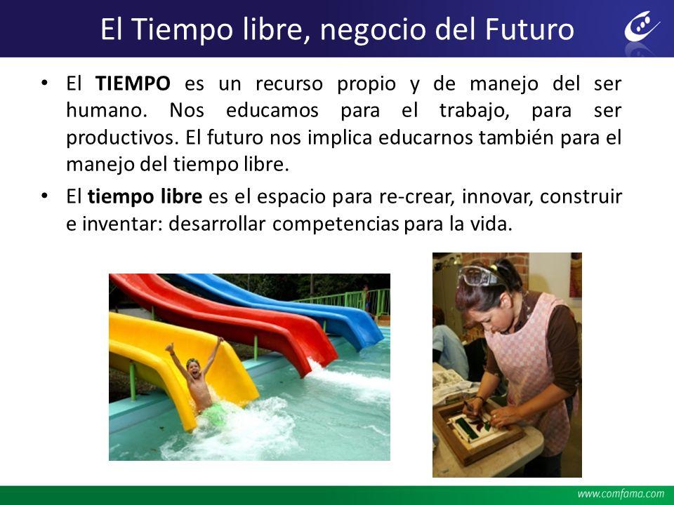 El Tiempo libre, negocio del Futuro