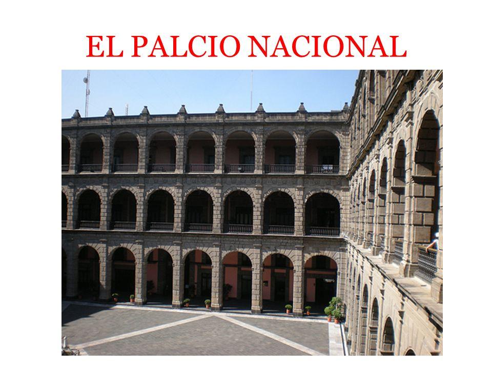 EL PALCIO NACIONAL