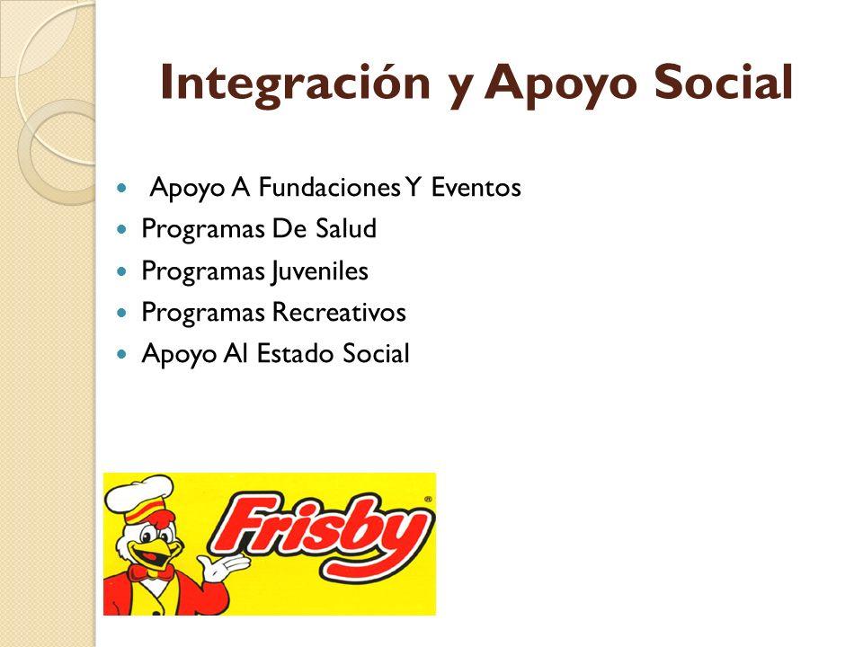 Integración y Apoyo Social