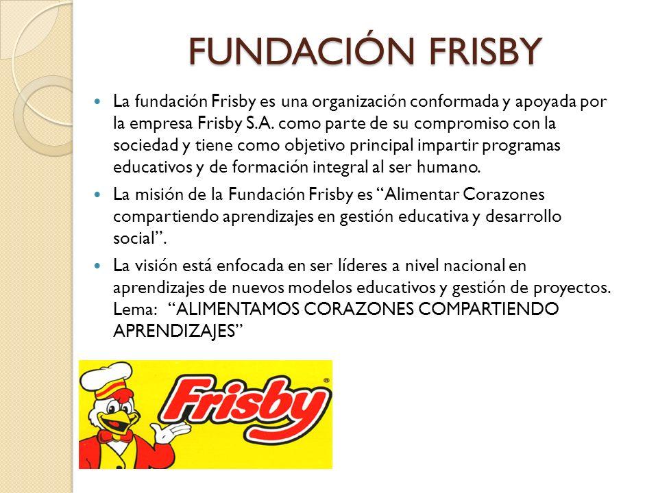 FUNDACIÓN FRISBY