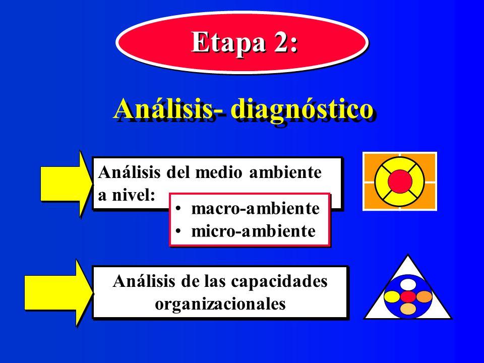 Análisis- diagnóstico