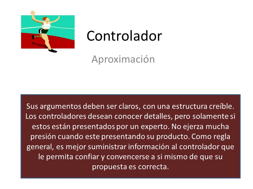 Controlador Aproximación