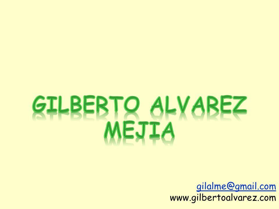 Gilberto alvarez mejia