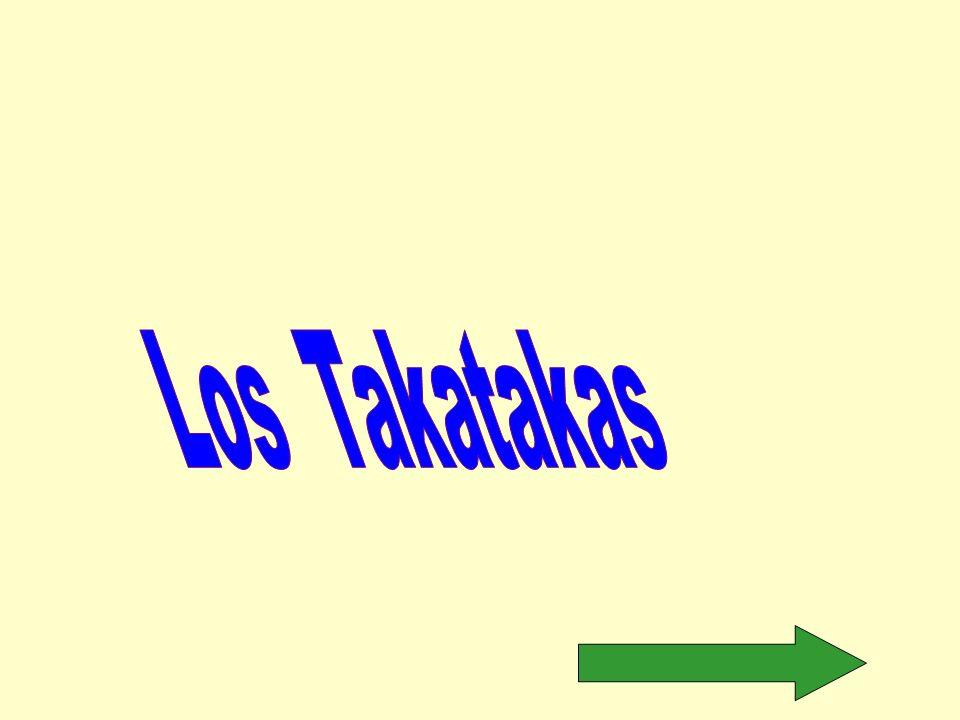 Los Takatakas