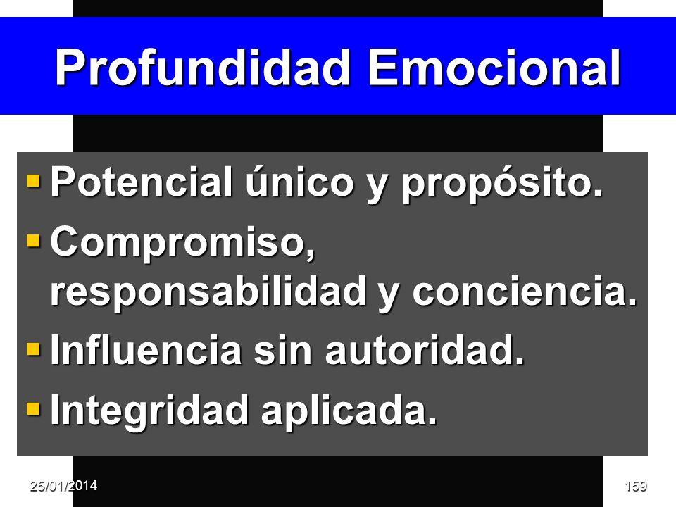 Profundidad Emocional