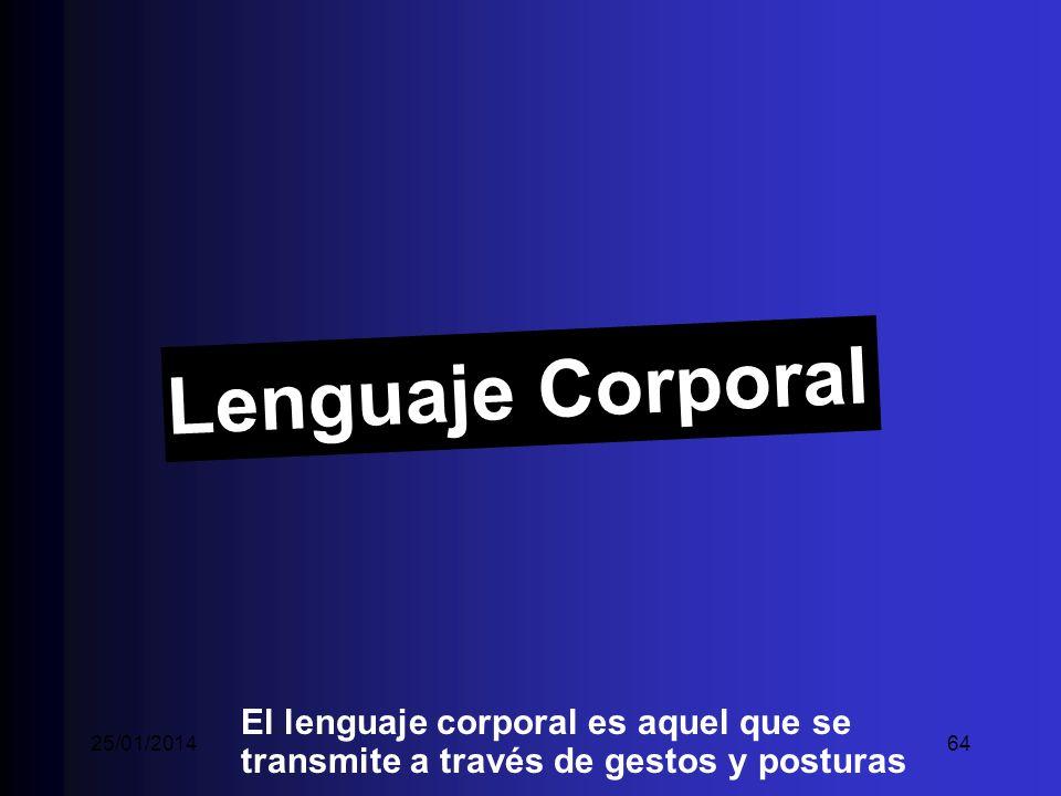 Lenguaje Corporal El lenguaje corporal es aquel que se transmite a través de gestos y posturas.