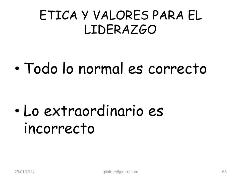 ETICA Y VALORES PARA EL LIDERAZGO