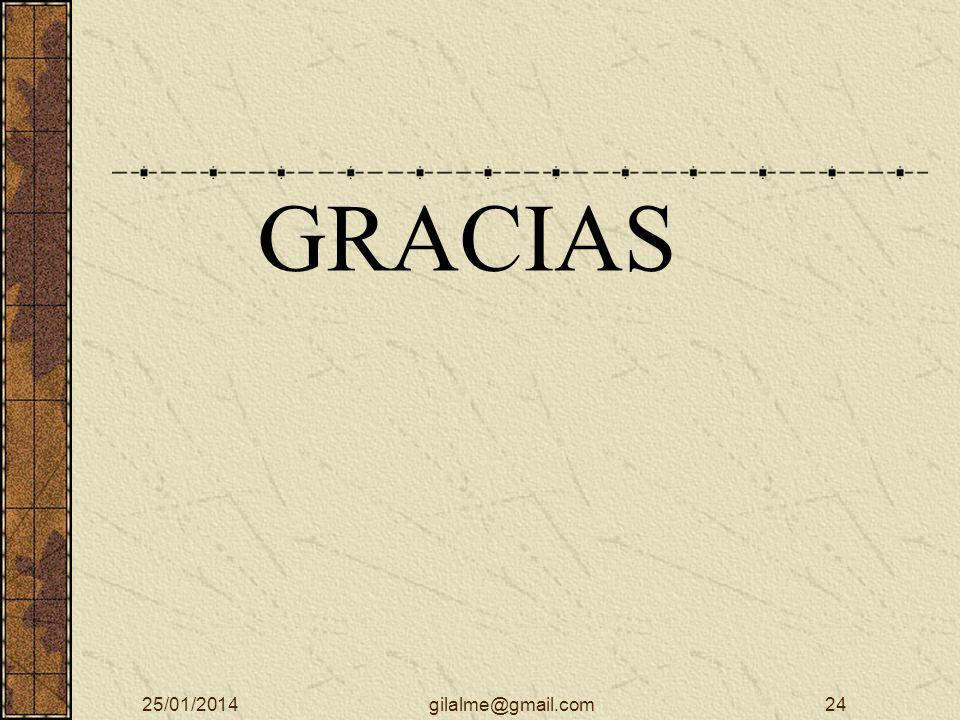 GRACIAS 24/03/2017 gilalme@gmail.com