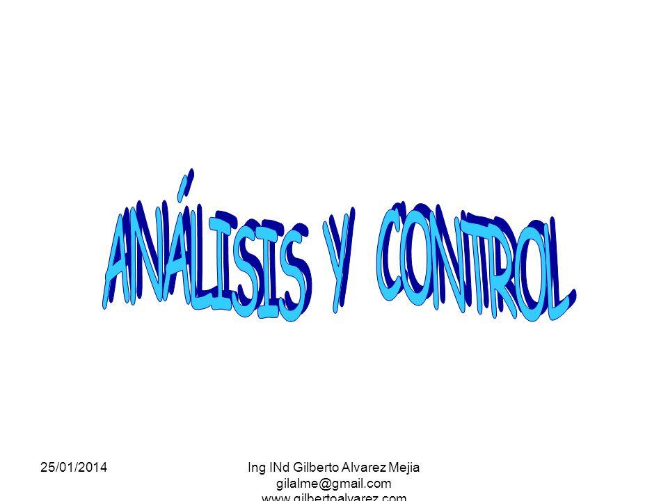 ANÁLISIS Y CONTROL 24/03/2017.