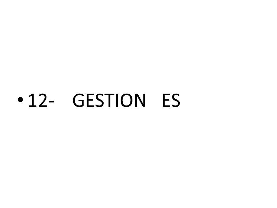 12- GESTION ES