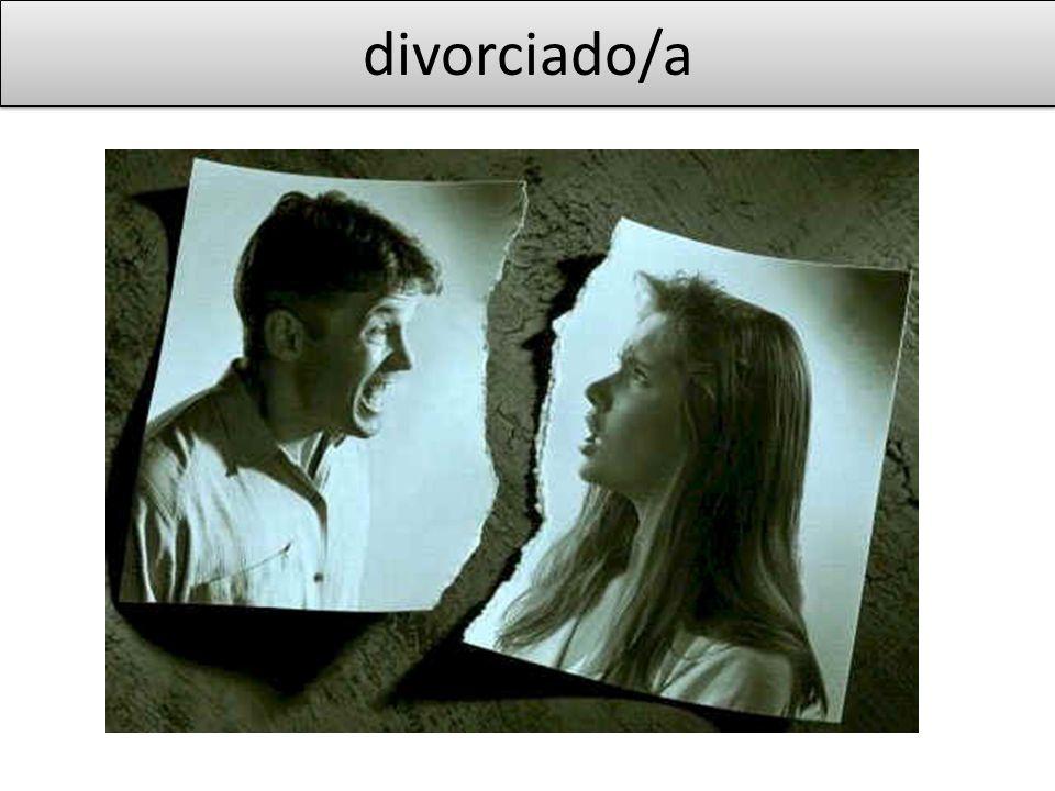 divorciado/a