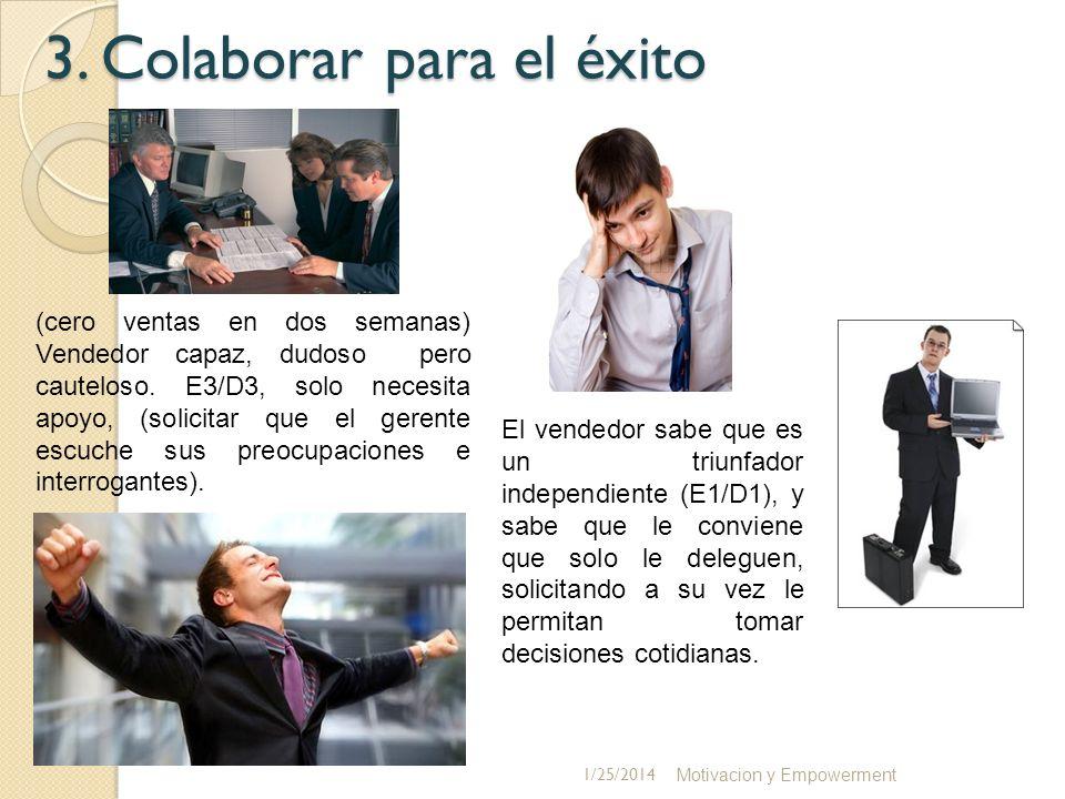 3. Colaborar para el éxito