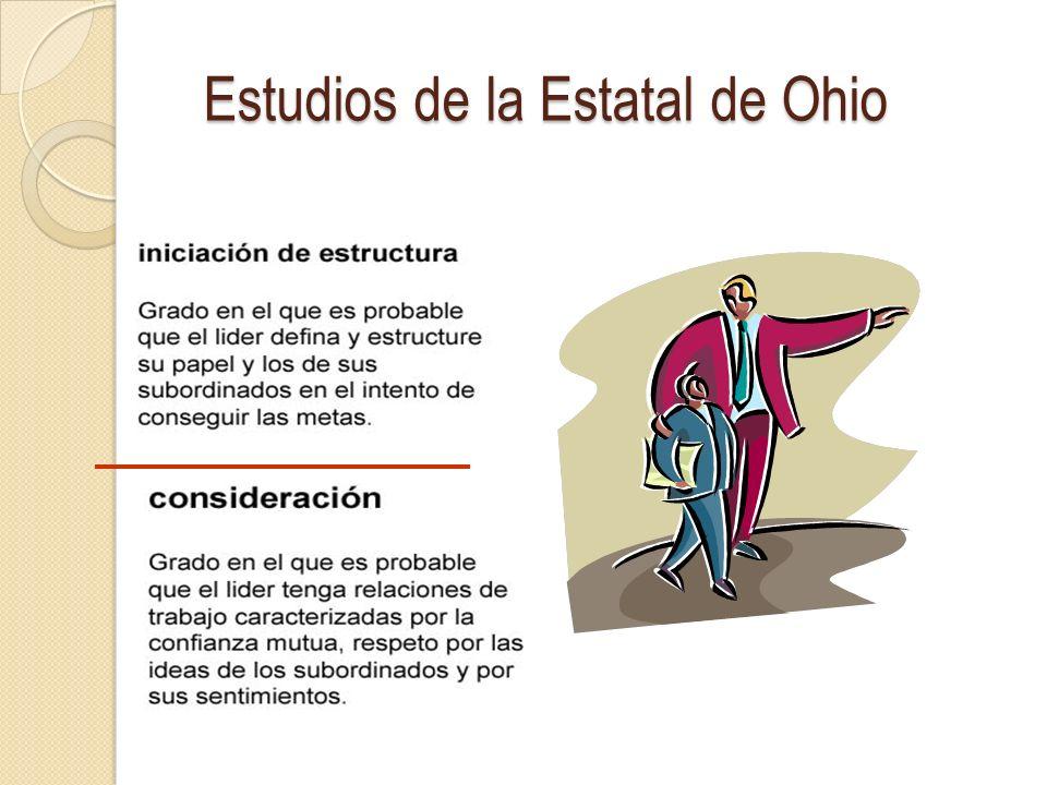 Estudios de la Estatal de Ohio
