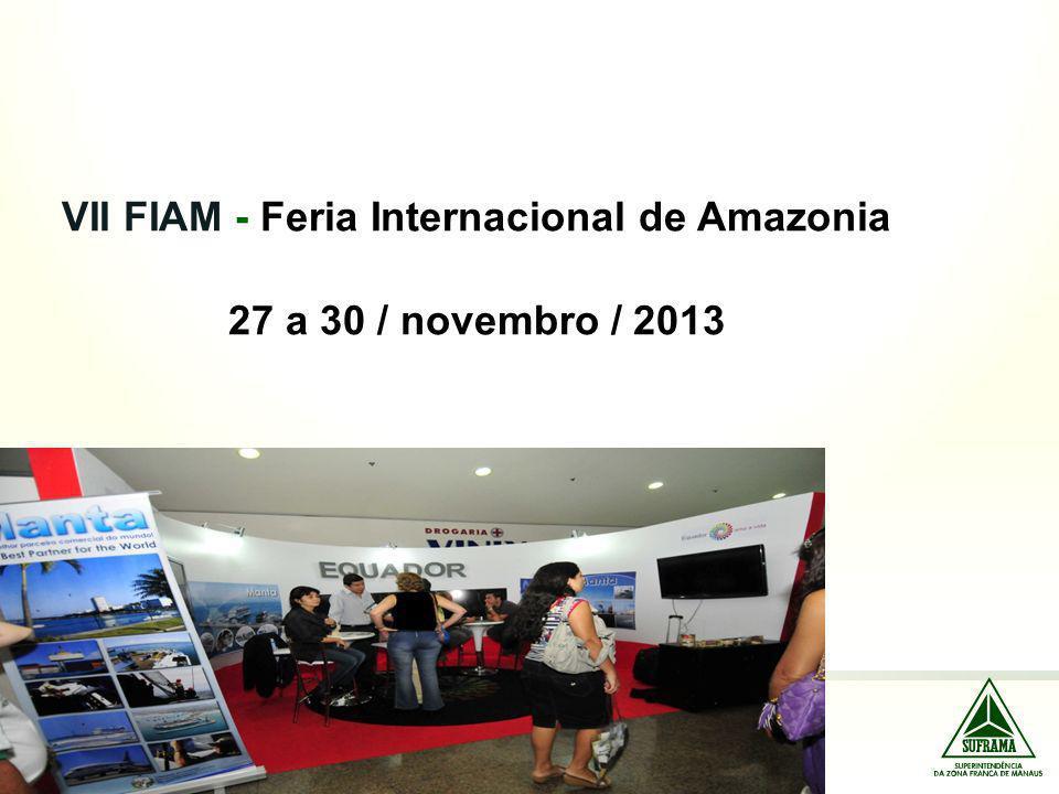 VII FIAM - Feria Internacional de Amazonia
