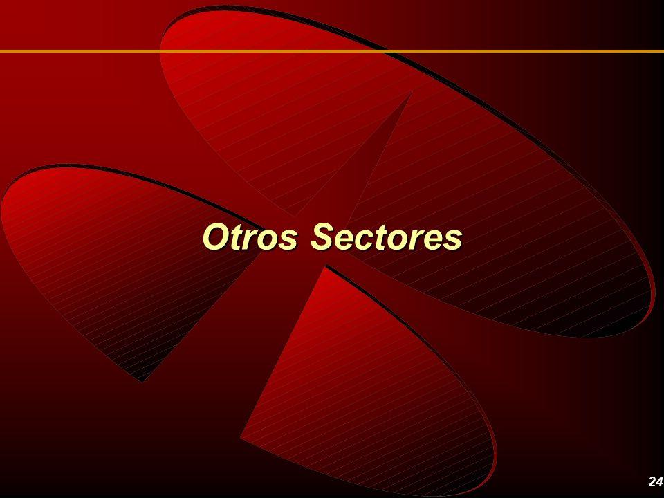 Otros Sectores