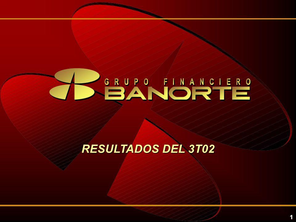 RESULTADOS DEL 3T02