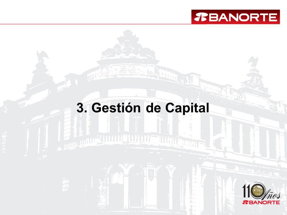 3. Gestión de Capital