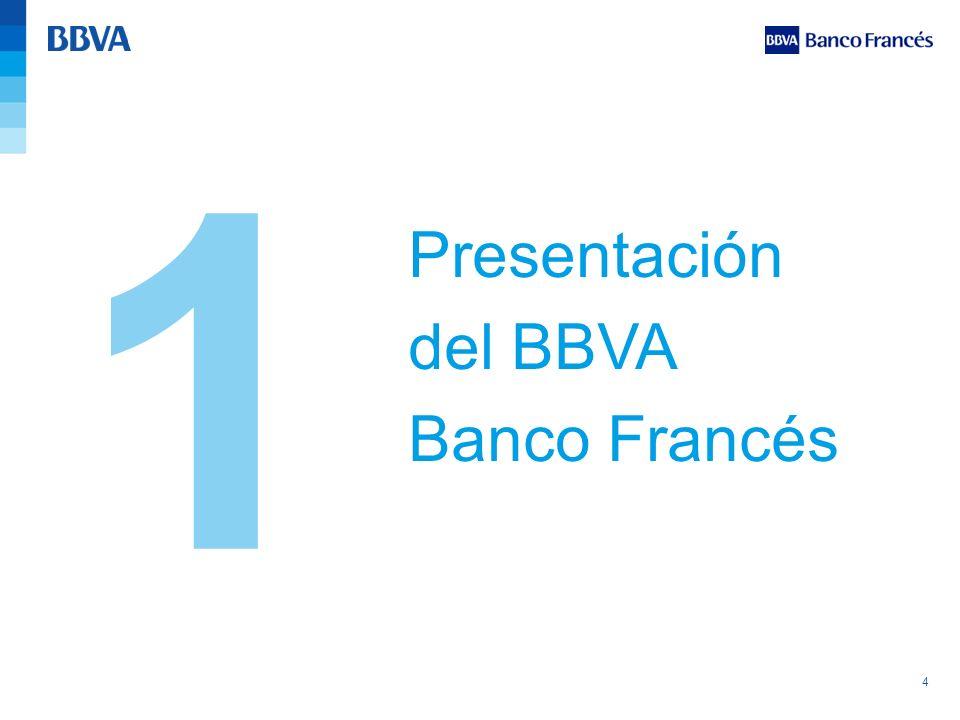 1 Presentación del BBVA Banco Francés