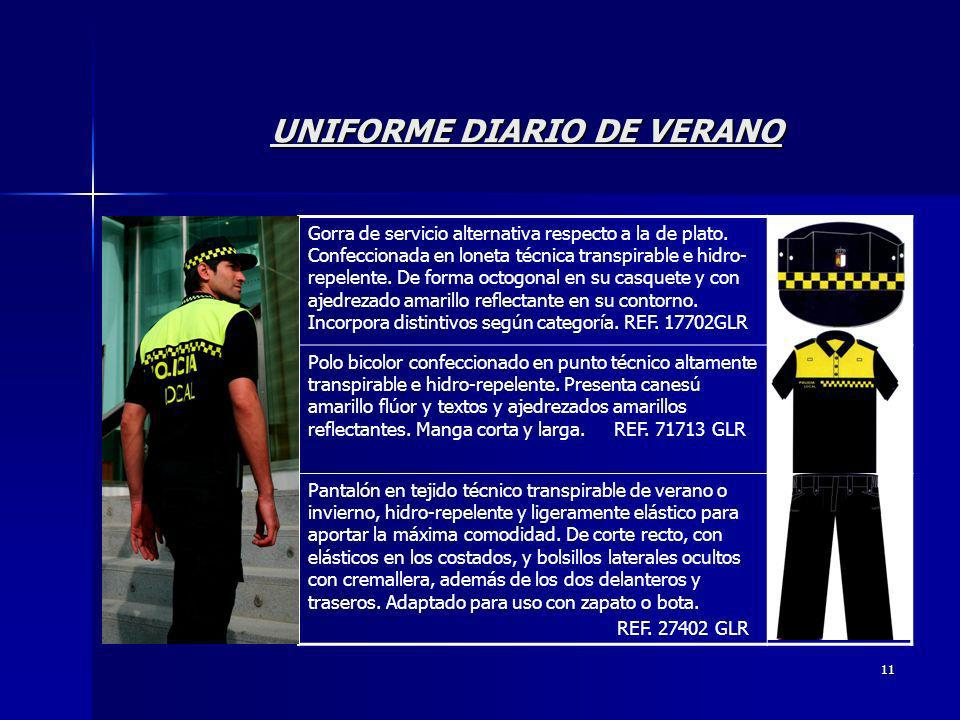 UNIFORME DIARIO DE VERANO