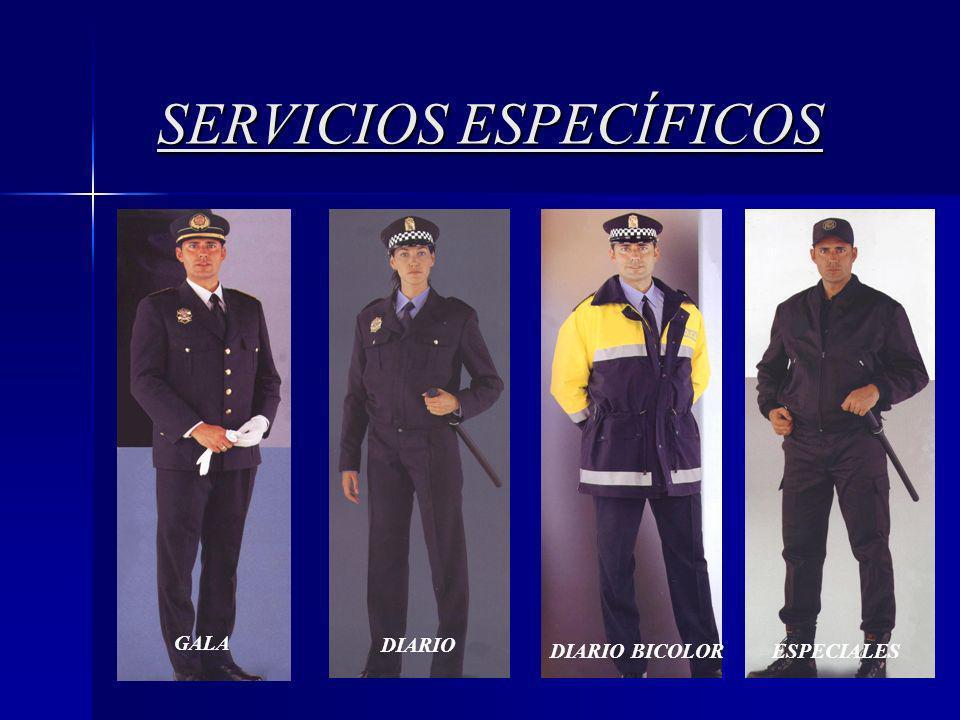 SERVICIOS ESPECÍFICOS