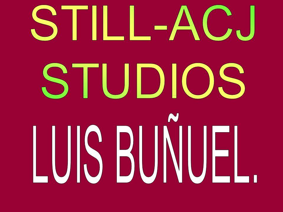 STILL-ACJ STUDIOS LUIS BUÑUEL.