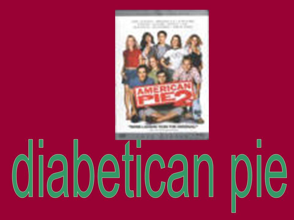 diabetican pie