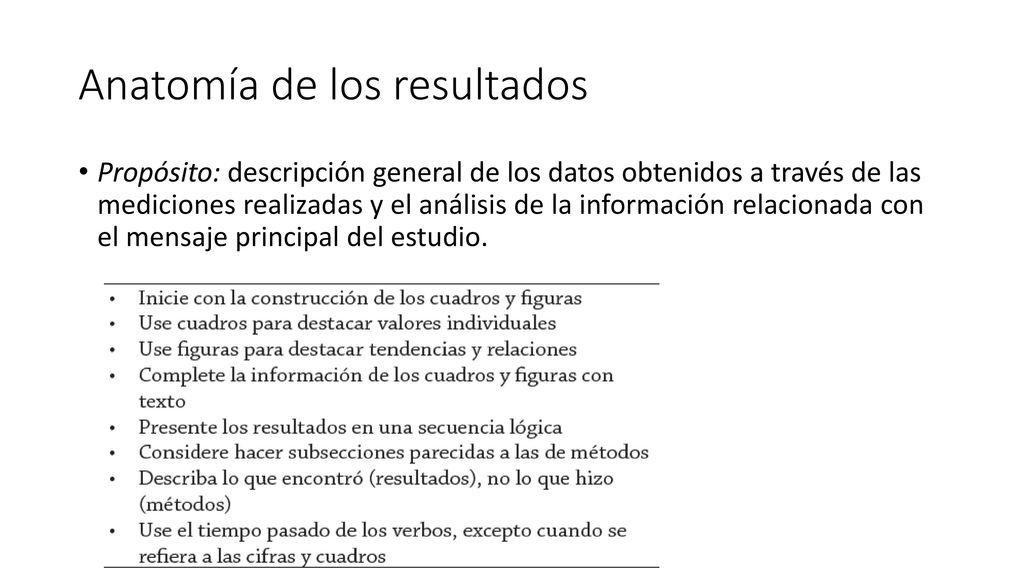 Excepcional Los Resultados Del Análisis De Anatomía Cresta ...