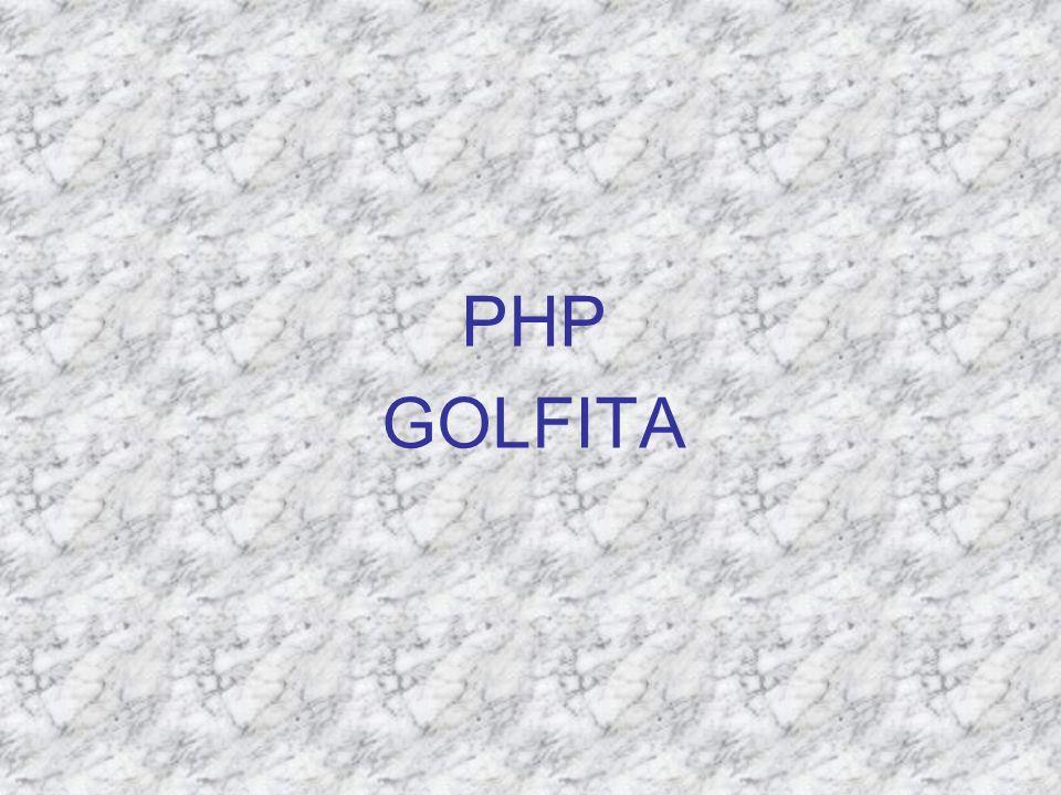 PHP GOLFITA