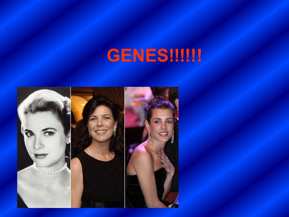 GENES!!!!!!