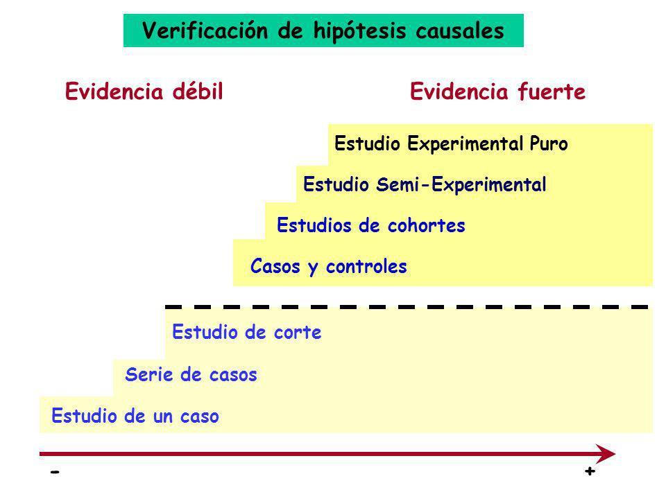 Verificación de hipótesis causales
