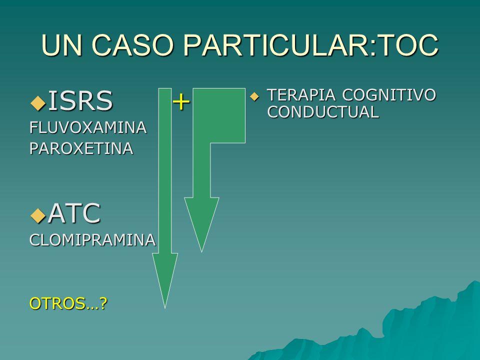 UN CASO PARTICULAR:TOC